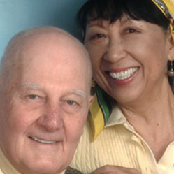 Barney and Taeko W. - Dental Smile Makeover Testimonial